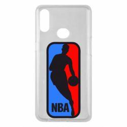 Чохол для Samsung A10s NBA