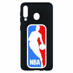 Чохол для Samsung M30 NBA