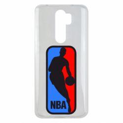 Чохол для Xiaomi Redmi Note 8 Pro NBA