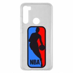 Чохол для Xiaomi Redmi Note 8 NBA