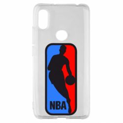 Чохол для Xiaomi Redmi S2 NBA