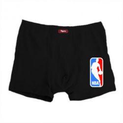 Мужские трусы NBA - FatLine