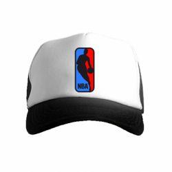 Дитяча кепка-тракер NBA