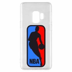 Чехол для Samsung S9 NBA - FatLine