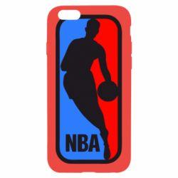 Чехол для iPhone 6/6S NBA - FatLine
