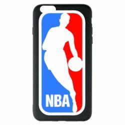 Чехол для iPhone 6 Plus/6S Plus NBA - FatLine