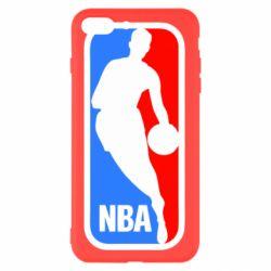 Чехол для iPhone 7 Plus NBA - FatLine