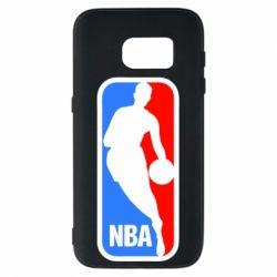 Чехол для Samsung S7 NBA - FatLine