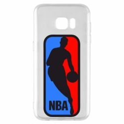 Чехол для Samsung S7 EDGE NBA - FatLine