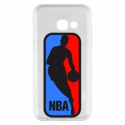 Чехол для Samsung A3 2017 NBA - FatLine