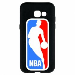 Чехол для Samsung A5 2017 NBA - FatLine