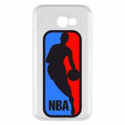 Чехол для Samsung A7 2017 NBA - FatLine