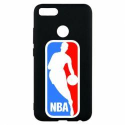 Чехол для Xiaomi Mi A1 NBA - FatLine