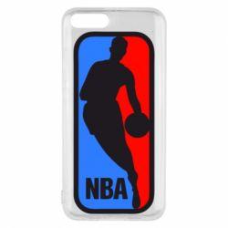 Чехол для Xiaomi Mi6 NBA - FatLine