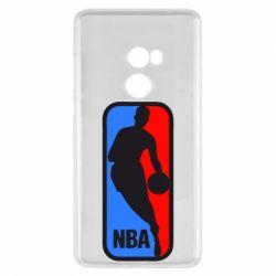 Чехол для Xiaomi Mi Mix 2 NBA - FatLine