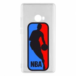 Чехол для Xiaomi Mi Note 2 NBA - FatLine