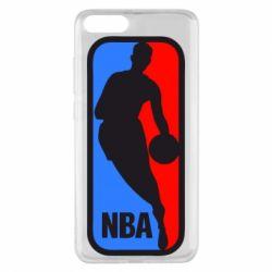 Чехол для Xiaomi Mi Note 3 NBA - FatLine