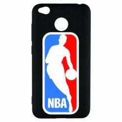 Чехол для Xiaomi Redmi 4x NBA - FatLine