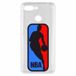 Чехол для Xiaomi Redmi 6 NBA - FatLine