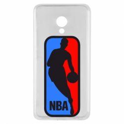 Чехол для Meizu M5 NBA - FatLine