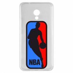 Чехол для Meizu M5s NBA - FatLine
