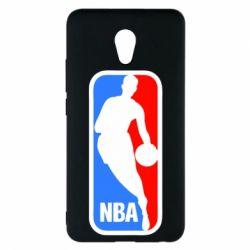 Чехол для Meizu M5 Note NBA - FatLine