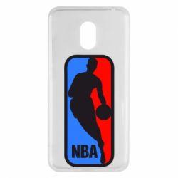 Чехол для Meizu M6 NBA - FatLine
