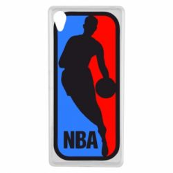 Чехол для Sony Xperia X NBA - FatLine