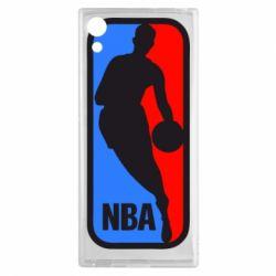 Чехол для Sony Xperia XA1 NBA - FatLine