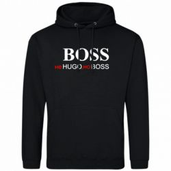 Толстовка Не Hugo, но Boss - FatLine