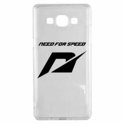 Чехол для Samsung A5 2015 Need For Speed Logo