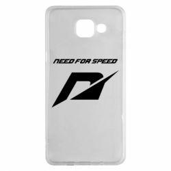 Чехол для Samsung A5 2016 Need For Speed Logo