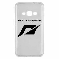 Чехол для Samsung J1 2016 Need For Speed Logo