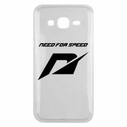 Чехол для Samsung J5 2015 Need For Speed Logo