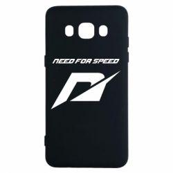 Чехол для Samsung J5 2016 Need For Speed Logo