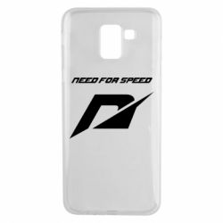 Чехол для Samsung J6 Need For Speed Logo