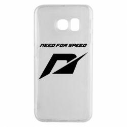 Чехол для Samsung S6 EDGE Need For Speed Logo
