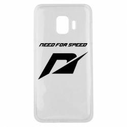 Чехол для Samsung J2 Core Need For Speed Logo