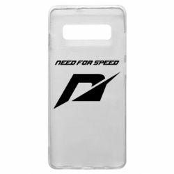Чехол для Samsung S10+ Need For Speed Logo