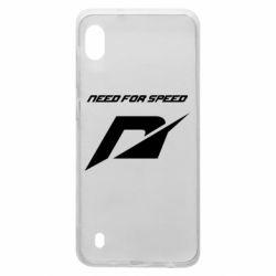 Чехол для Samsung A10 Need For Speed Logo