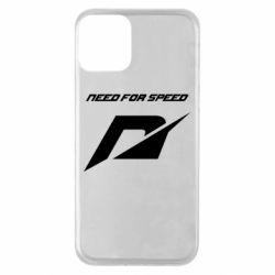 Чехол для iPhone 11 Need For Speed Logo