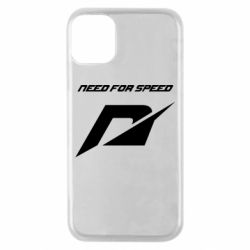 Чехол для iPhone 11 Pro Need For Speed Logo