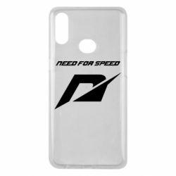 Чехол для Samsung A10s Need For Speed Logo