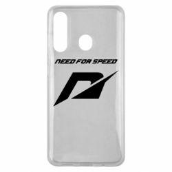 Чехол для Samsung M40 Need For Speed Logo