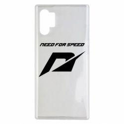 Чехол для Samsung Note 10 Plus Need For Speed Logo