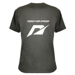 Камуфляжная футболка Need For Speed Logo