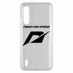 Чехол для Xiaomi Mi9 Lite Need For Speed Logo