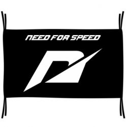 Флаг Need For Speed Logo