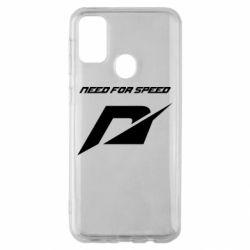 Чехол для Samsung M30s Need For Speed Logo
