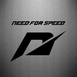 Наклейка Need For Speed Logo